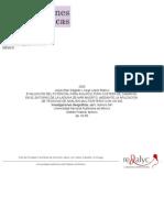 Evaluación Del Potencial Acuacultura Mediante Multicriterio SIG - Salgado & Lopéz