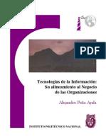 TIC Governance - TIC Alineadas Al Negocio en Las Organizaciones