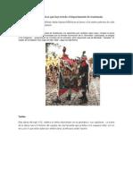 Bailes Folklóricos Que Hay en Todo El Departamento de Guatemala