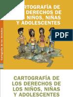 Cartografía de Los Derechos de Los Niños Niñas y Adolescentes