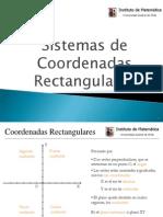 1. Sistemas de Coordenadas