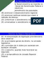 Slides QuestoesAula20 INSS.recife2014 Dir.previdenciario HugoGoes