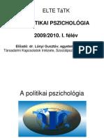 1. Mi a politikai pszichológia. ppt.pps