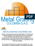 Metal Grating Colombia Sas
