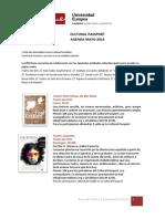 AGENDA CULTURAL PASSPORT MAYO 2014.pdf