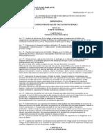 2622-95 Cod Proc. de Faltas