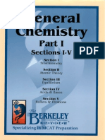 The Berkley Review General Chemistry