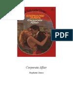 Stephanie James - Corporate Affaires