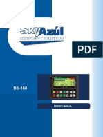 DS160 Service - Skyazul