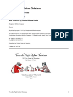 Twas the Night before ChristmasA Visit from St. Nicholas by Moore, Clement Clarke, 1779-1863