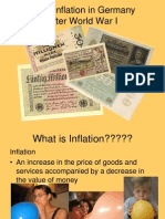 Hyperinflation in Germany PowerPoint