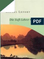 Rafael Lefort - Die Sufi-Lehrer Gurdjieffs