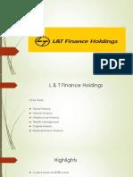 L and T Financials