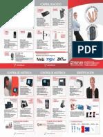Catalogo_Control de Asistencia 2013