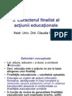 3. finalitatile educatiei