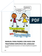 Manual Para Familias Con Hijos Con t.e.l. 2014 (1)