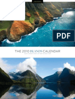 Islands 2010 Calendar