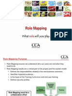 Role Mapping Process