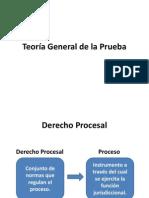 Teoría General de La Prueba