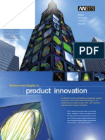 Ansys Corporate Brochure