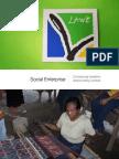 Social Enterprise, Conserving Tradition, Empowering Women