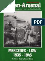 Waffen Arsenal - Sonderband S-62 - Mercedes-LKW 1935-1945