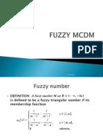 fuzzyMCDM