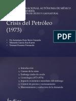 Crisis Del Petróleo (1973) [Autoguardado]
