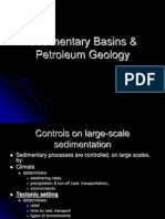 Sedimentary Basins & Petroleum Geology