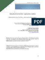 Melancolia de Lars Von Trier – Aspectos Éticos e Estéticos