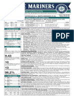 09.10.14 Game Notes