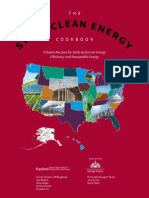 The State Clean Energy Cookbook