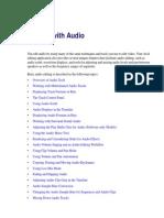 Newscutter Guide 11 Audio