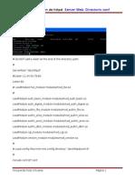 Server Web Httpd Conf Importante Resumido Agosto 11