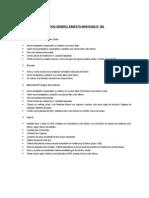Lista de Acabados Proyecto Gnral e Montagne 15-11-13
