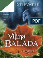 Maggie Stiefvater - Vilina Balada