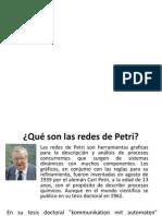 Clase Redes Petri