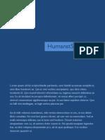 Lorem Ipsum (Humanst521)