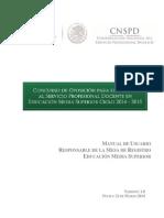COISPD Manual Registro Media Superior