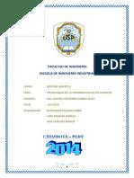 Informe Final de Gestion Logistica