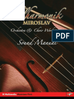 Miroslav Philharmonik Sounds Manual