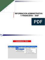 1. Informacion Adm, y Financiera