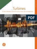 Steam Turbine Fact Sheet GEA31250