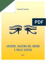 Fernand Crombette - Giuseppe Maestro Del Mondo e Delle Scienze