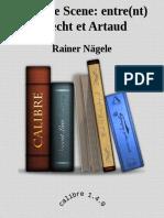 Nagele, Rainer - L'Autre Scene_ Entre(Nt) Brecht