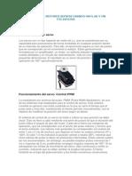 Control de Motores Servos Usando Matlab y Un Pic16f628a