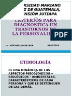 Criterios de Trastorno de Personalidad-2014