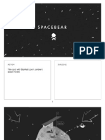 """SpaceBear"" Pitch"