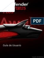 Bitdefender AV 2014 UserGuide Es
