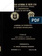 Auditoria en Informatica Tapa-negra